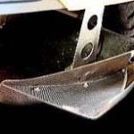 M&M Honda Carbon Diffuser Canards