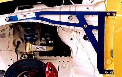 M&M Honda DC5 Side Inner Fender Brace