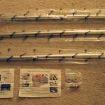 J's Racing DC5 SPL Rear Pillar & Gate Bars