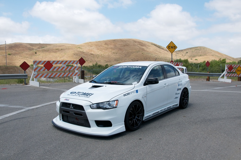 Tomei Coltspeed Evo X Double D Garage