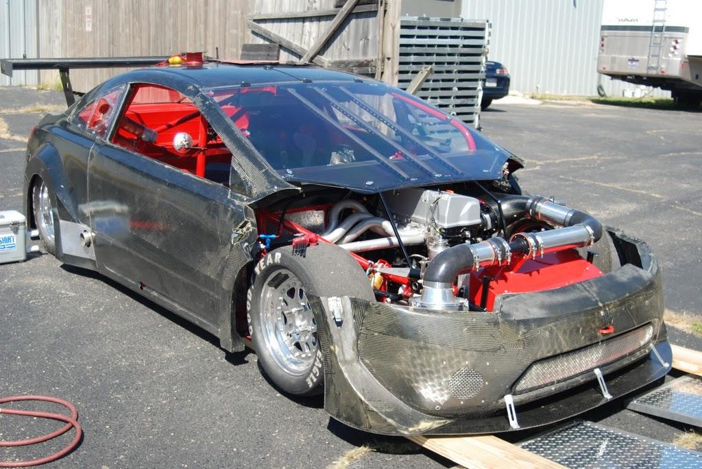Scca Gt3 Rwd K24a Civic Si Double D Garage